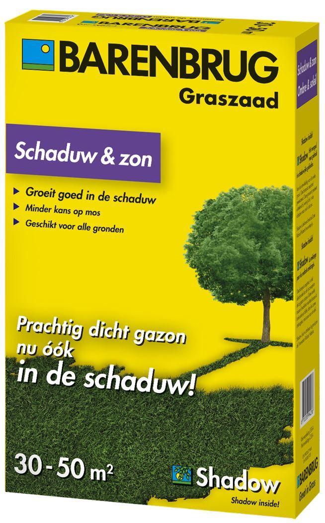 Barenbrug-graszaad-schaduw-en-zon-1kg