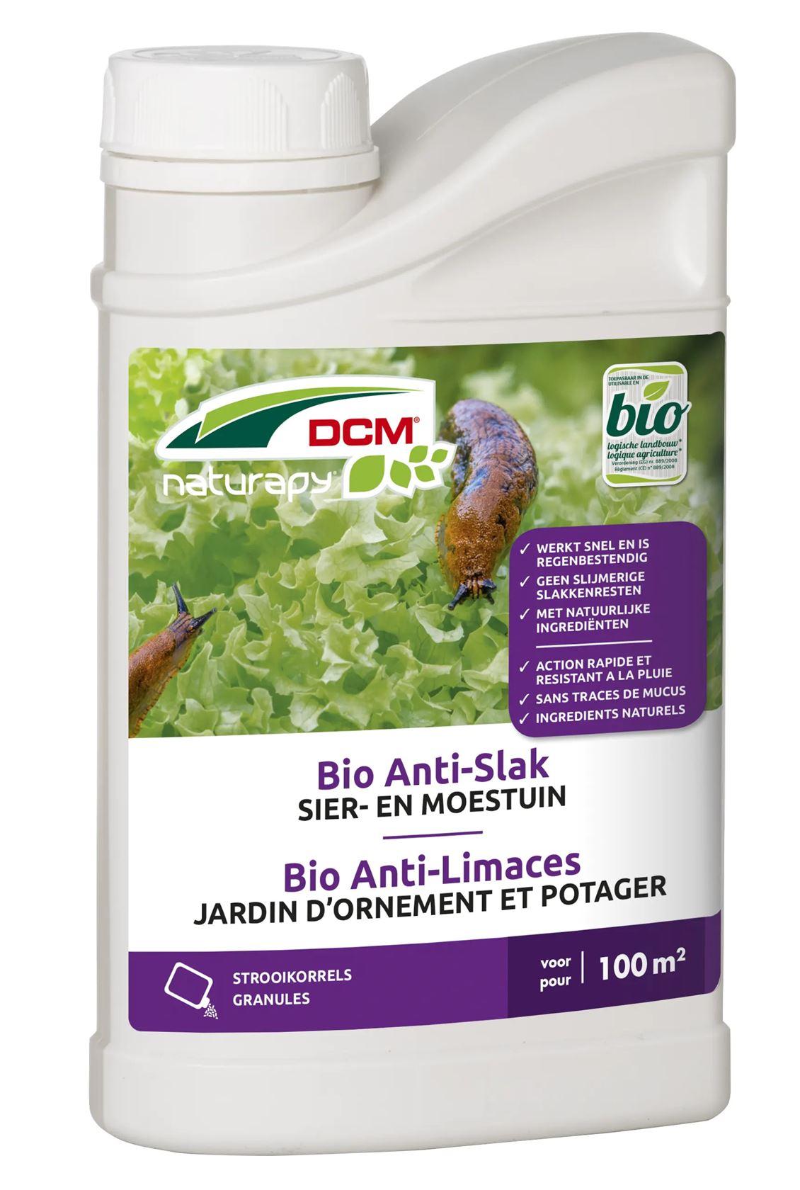 Bio-anti-slak-500gr-100m-Biologische-slakkenkorrels-dmv-ijzerfosfaat