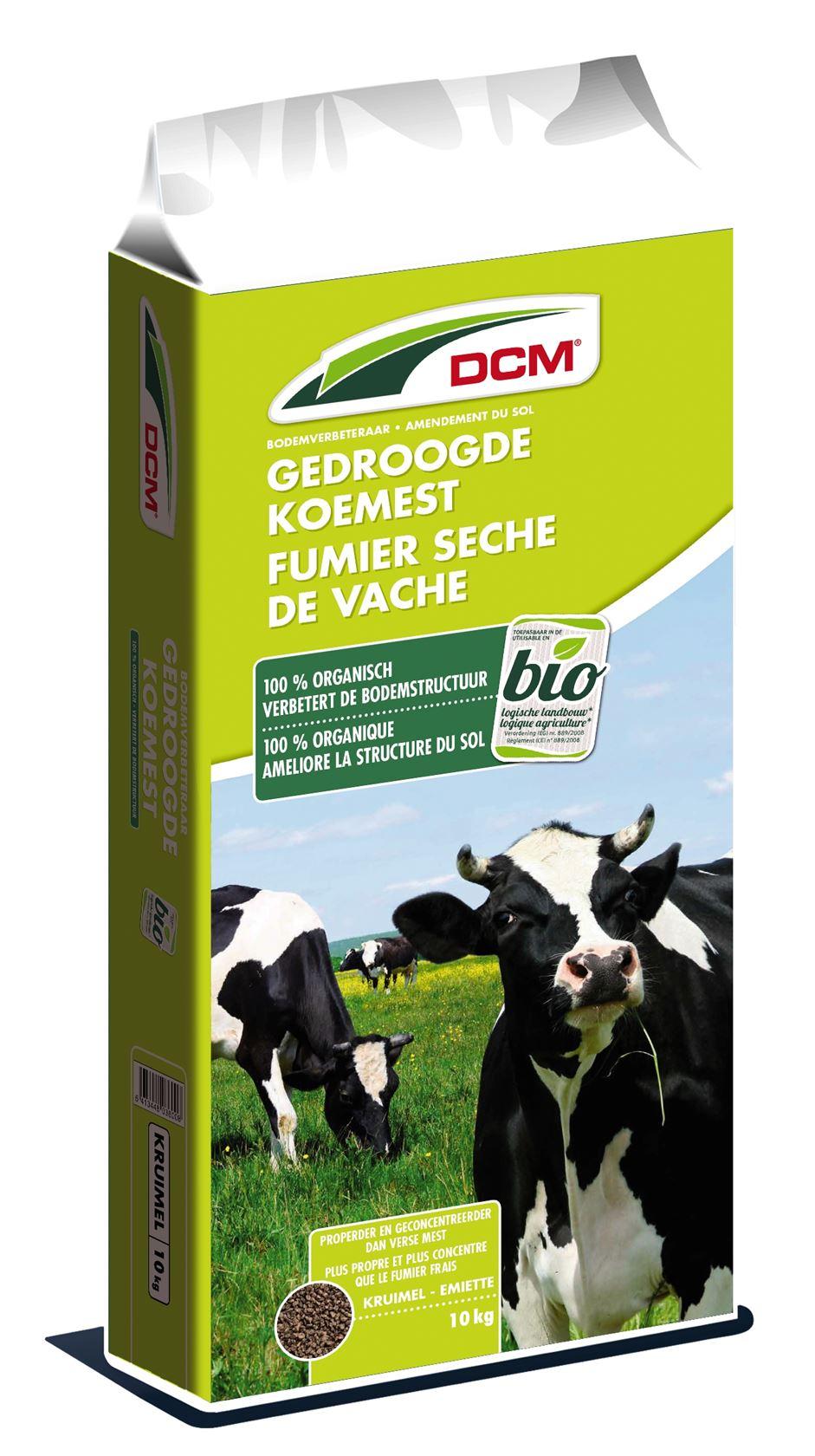 Gedroogde-koemest-10kg-Bio-50-organische-stof