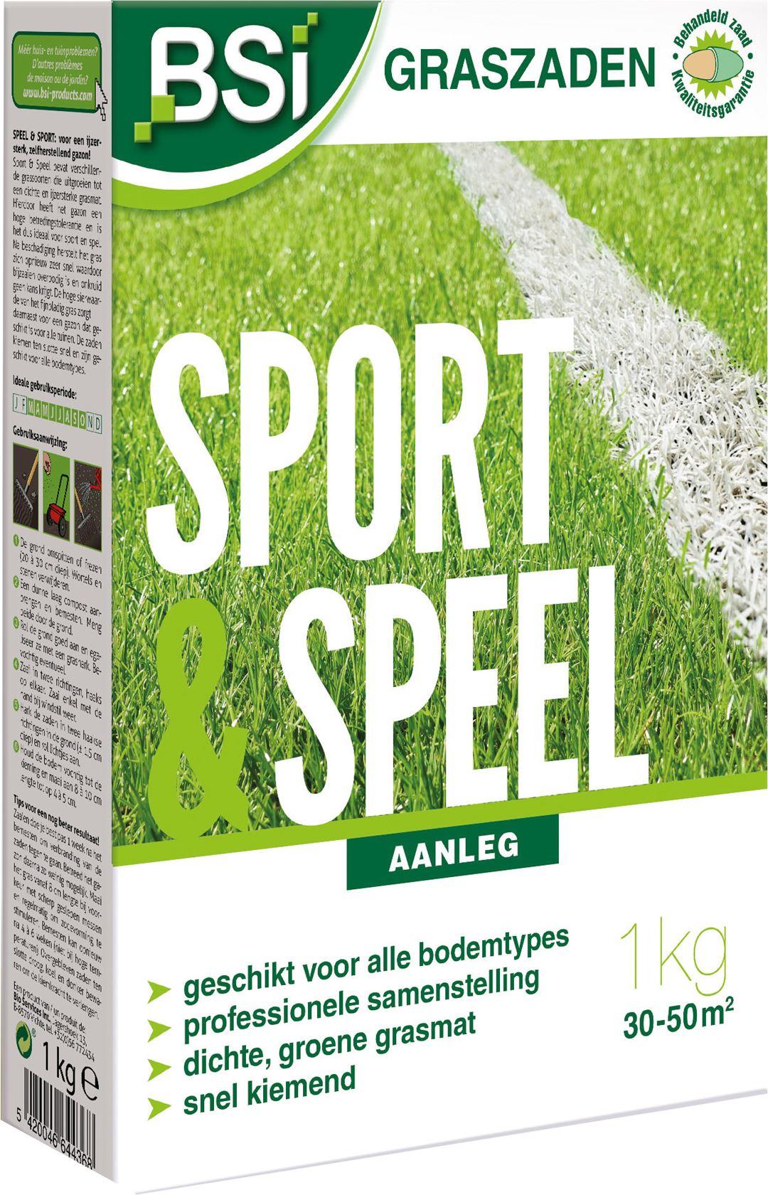 Graszaad-BSI-Sport-en-Speel-1kg