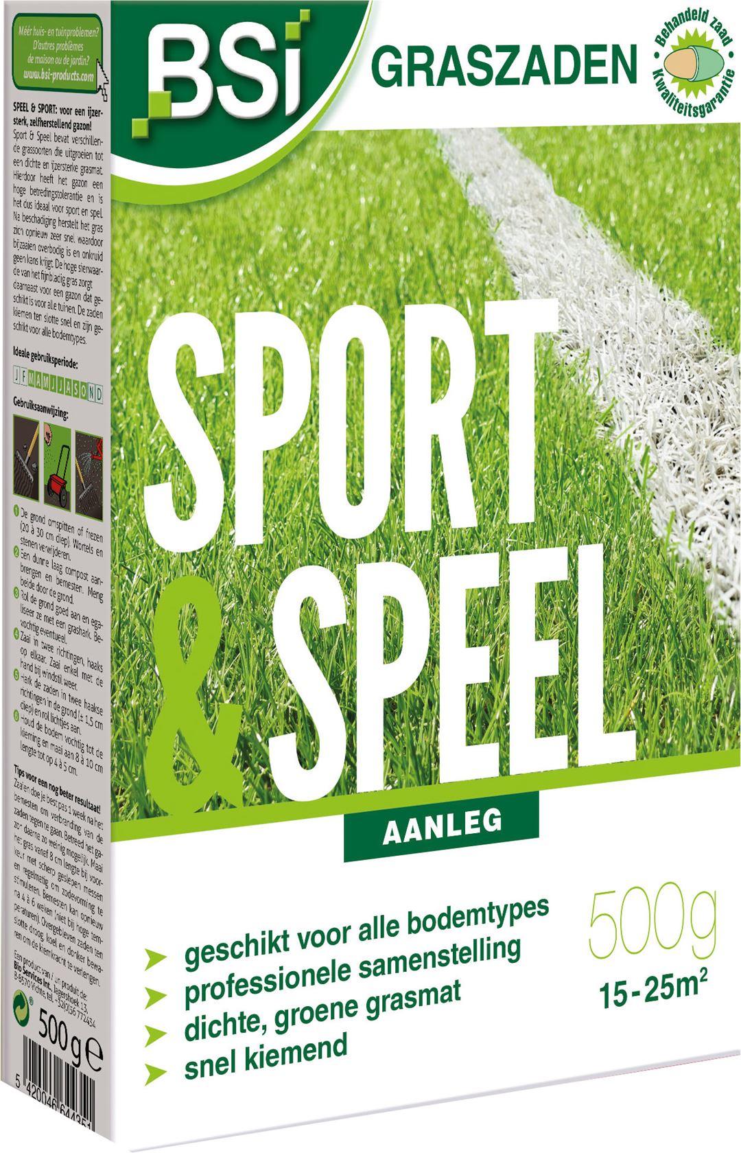 Graszaad-BSI-Sport-en-Speel-500gr