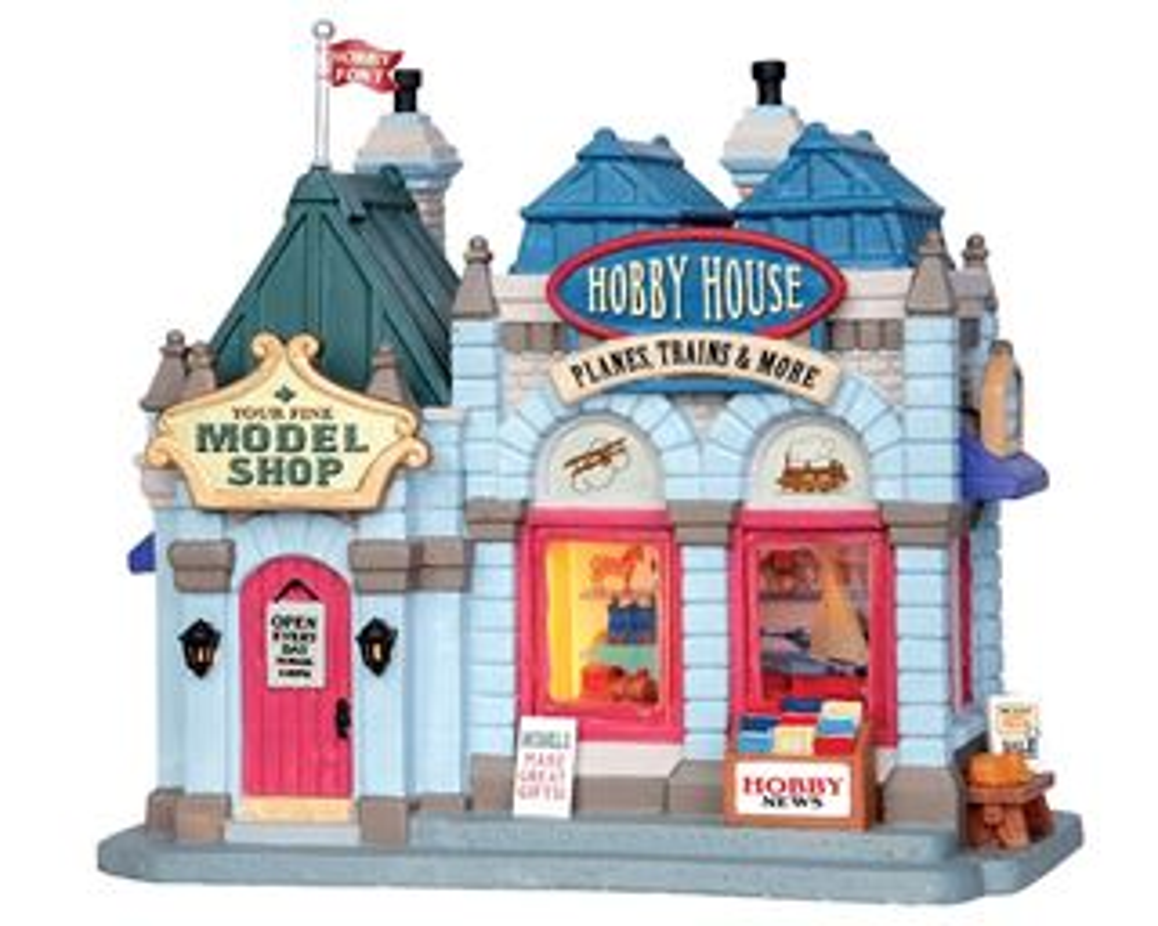 hobby-house