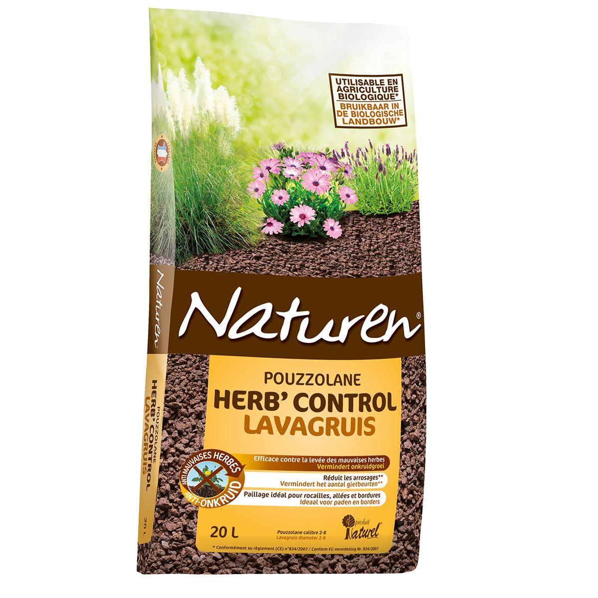 Naturen-Herb-Control-Lavagruis-20L