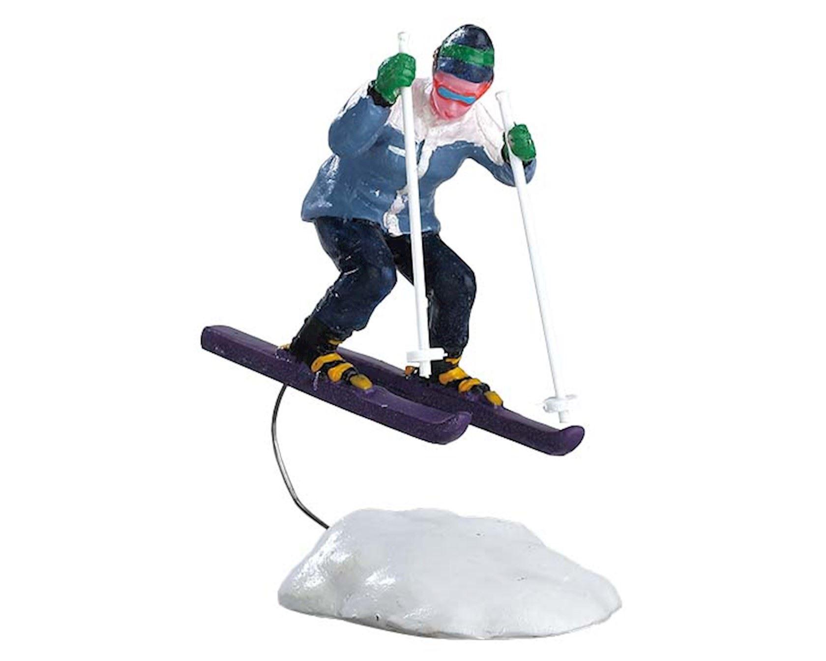 skiing-girl