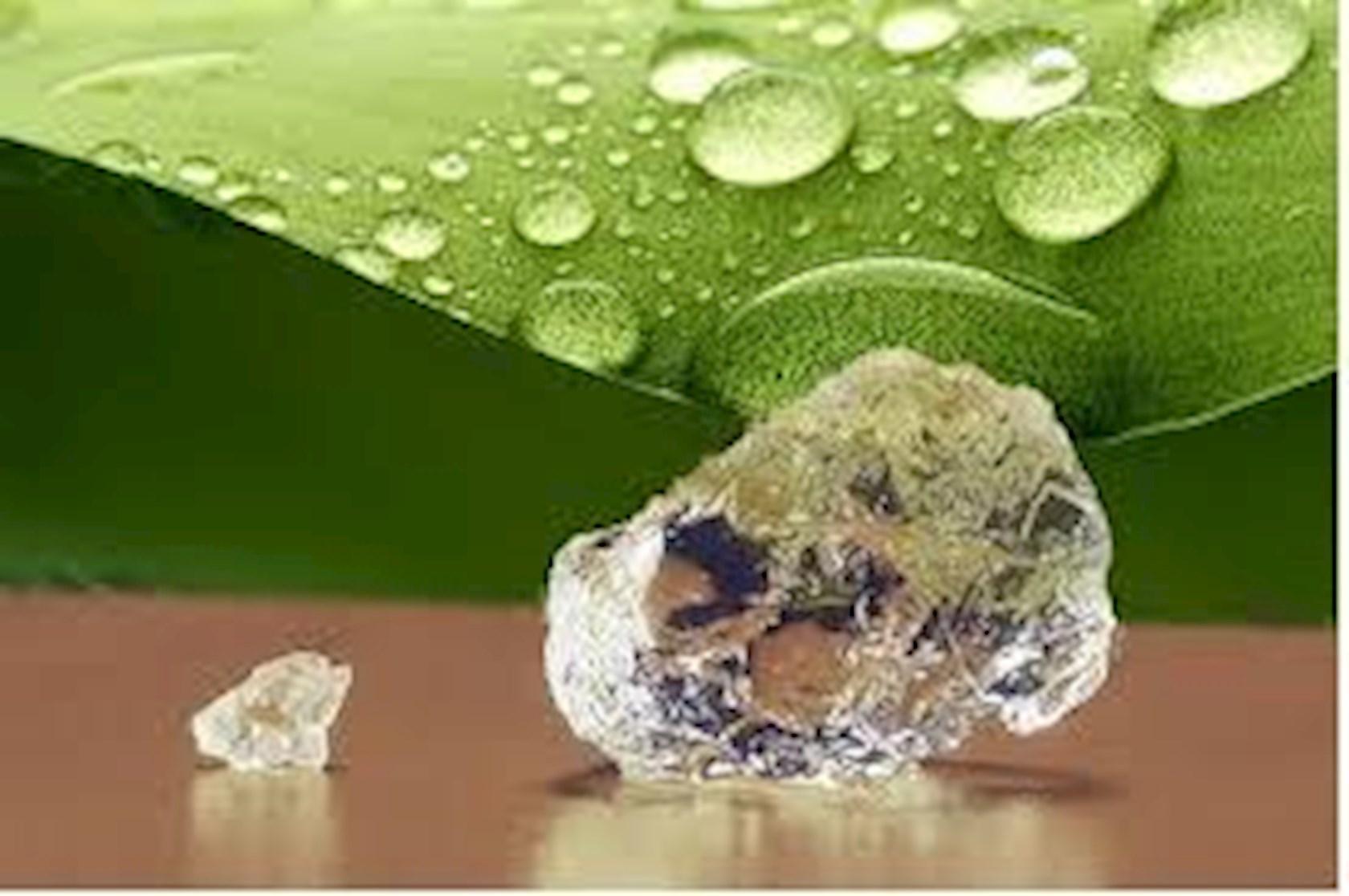 watergelkristallen