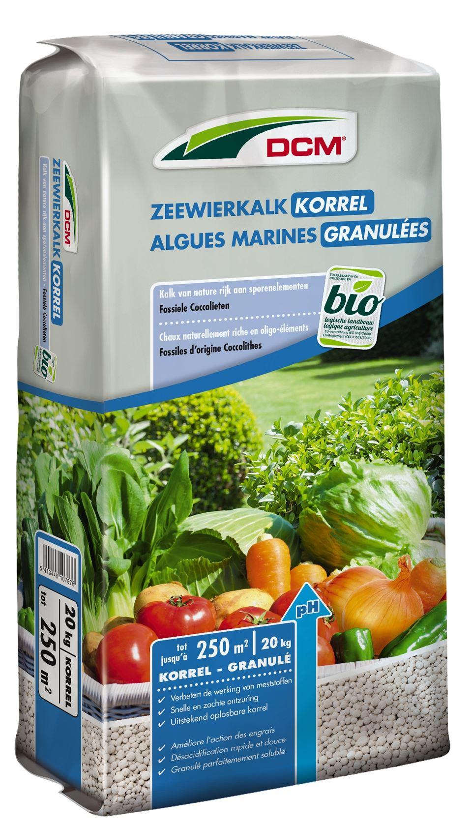 Zeewierkalk-korrel-20kg-Bio
