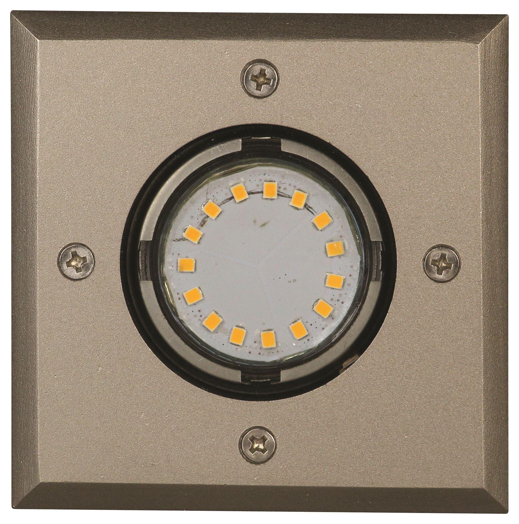 12V Uplight Bourke vierkant