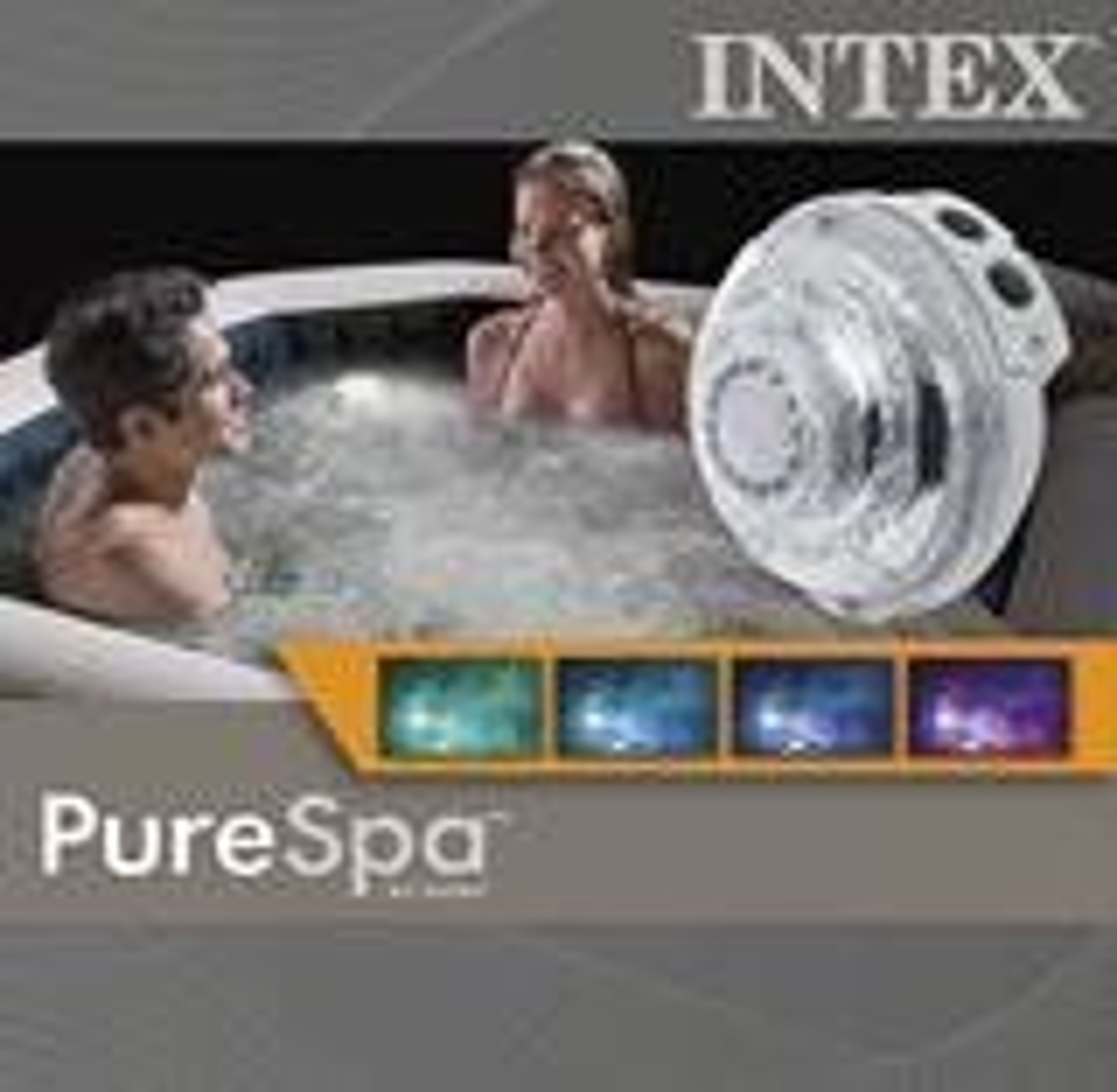 Intex Pure JET Spa LED licht (alleen voor op intex delux jet stralers) - 28504