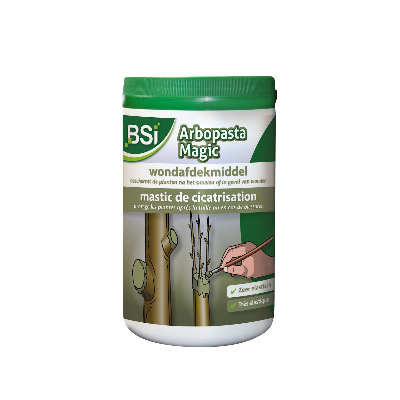 Arbopasta magic 250gr: wondafdekmiddel voor bomen en planten