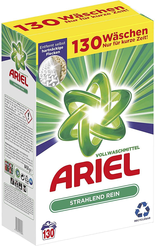 Ariel waspoeder - 8,45kg- 130 wasbeurten- Regular