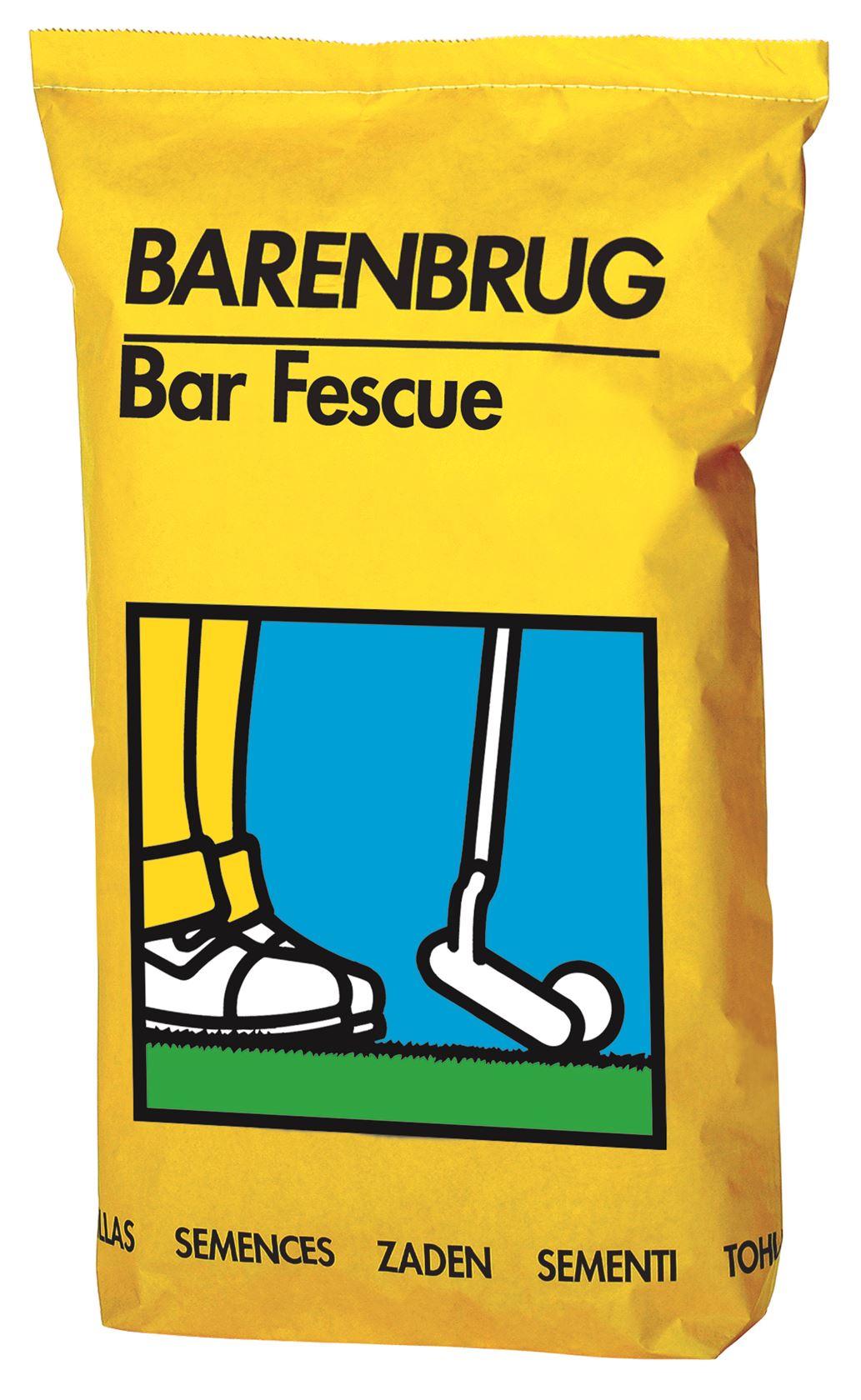Barenbrug Bar Fescue 15kg - het graszaad voor de golfer!