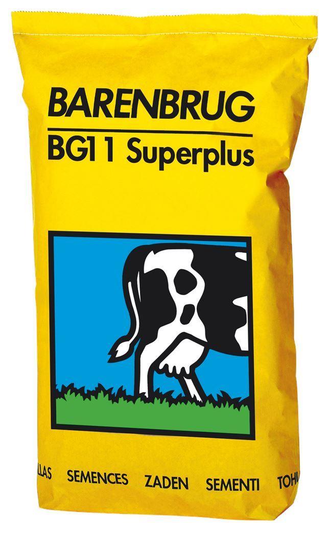 BG11 superplus - Weidegras 15kg