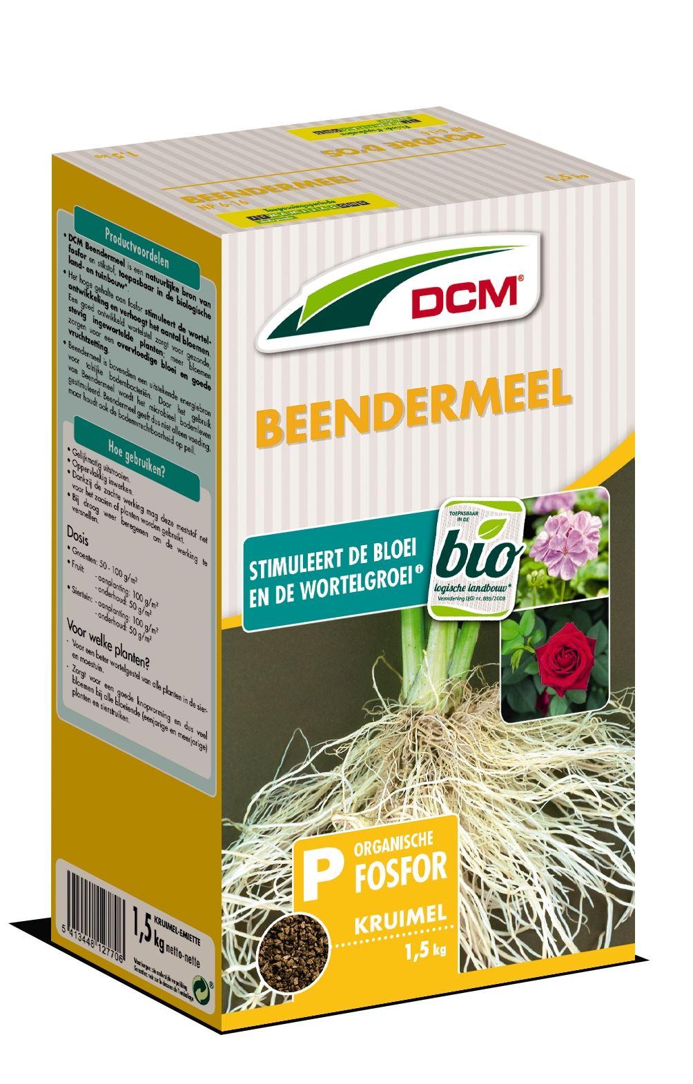 Beendermeel 1,5kg - Bio