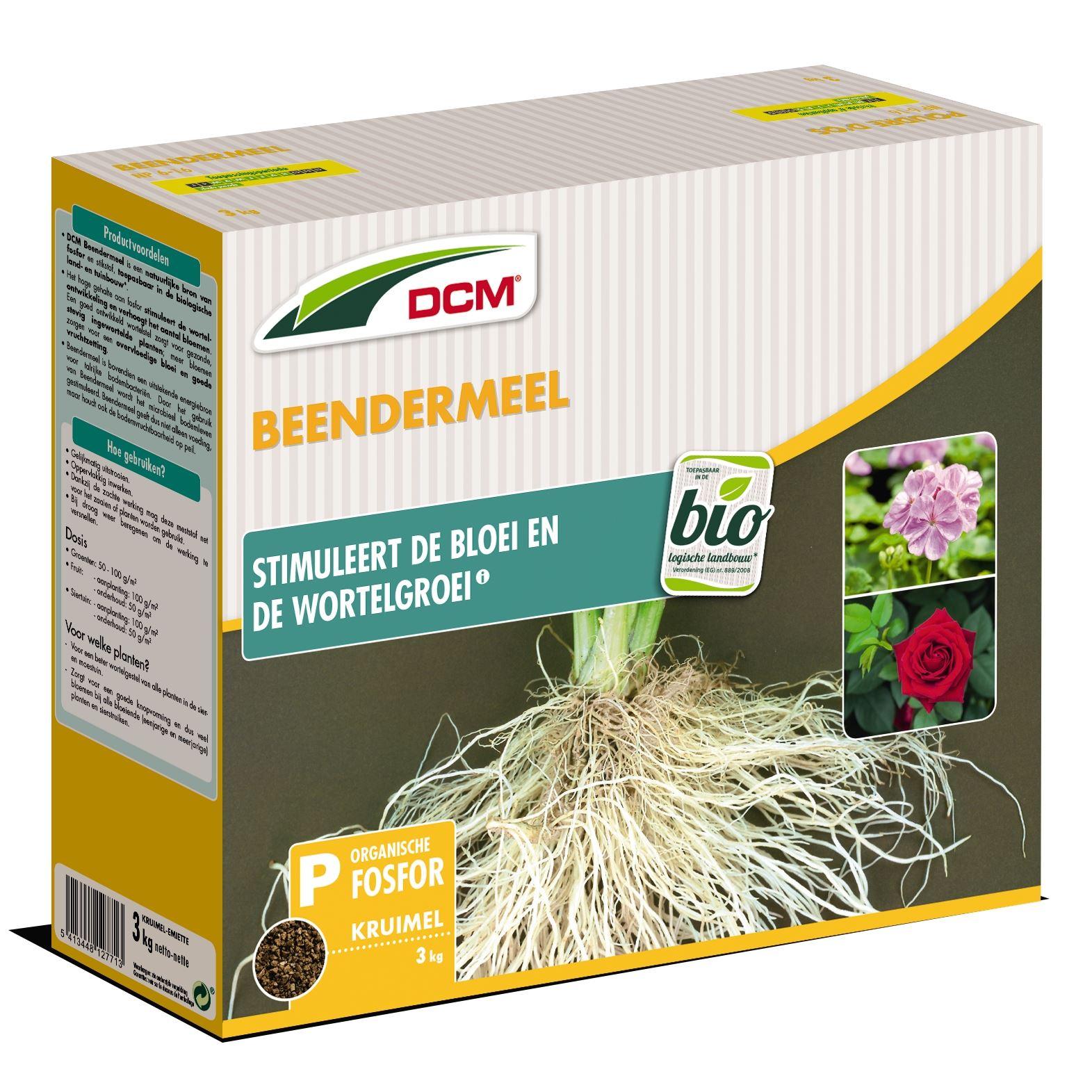 Beendermeel 3kg - Bio