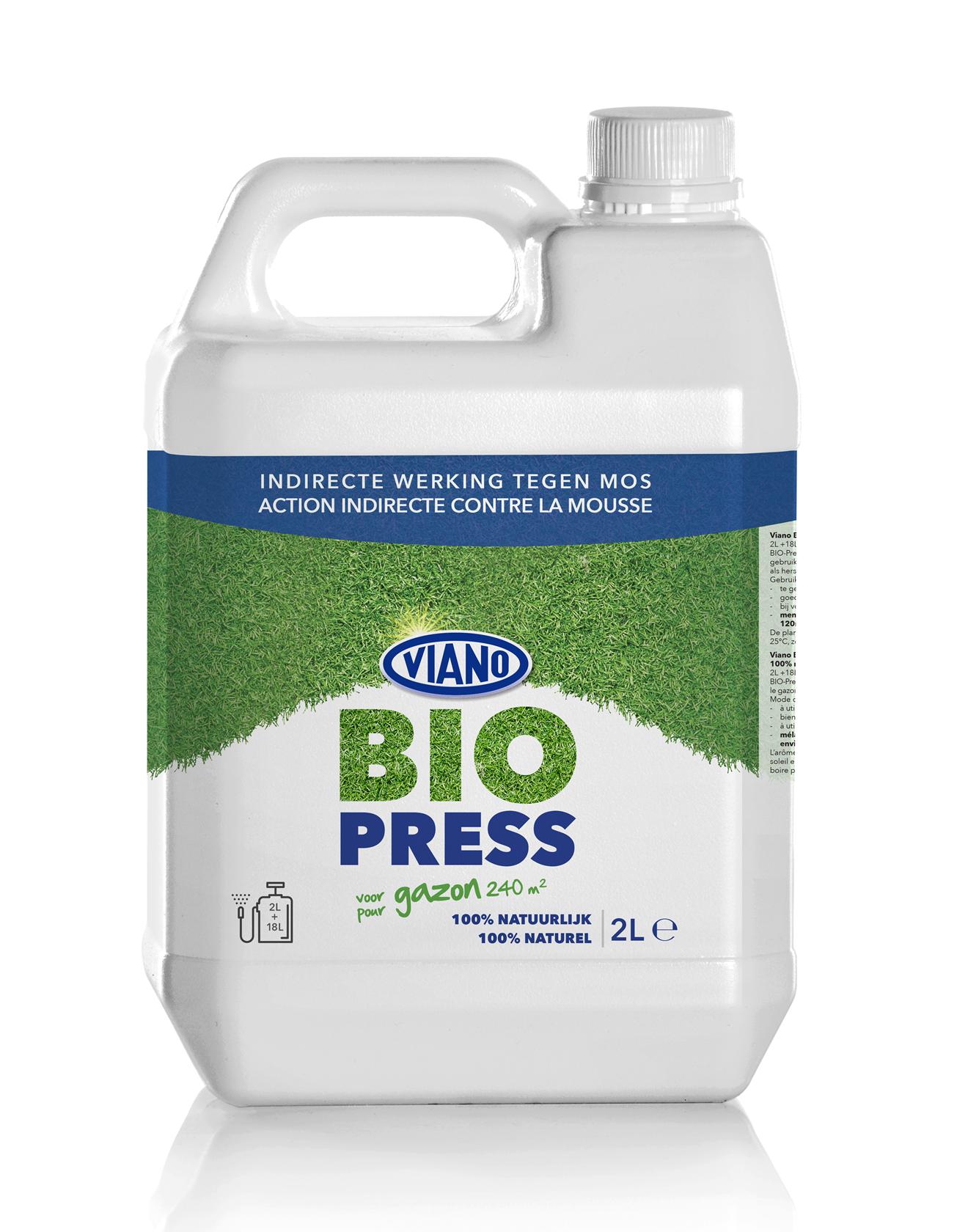 Bio-Press 2L (tegen mos)