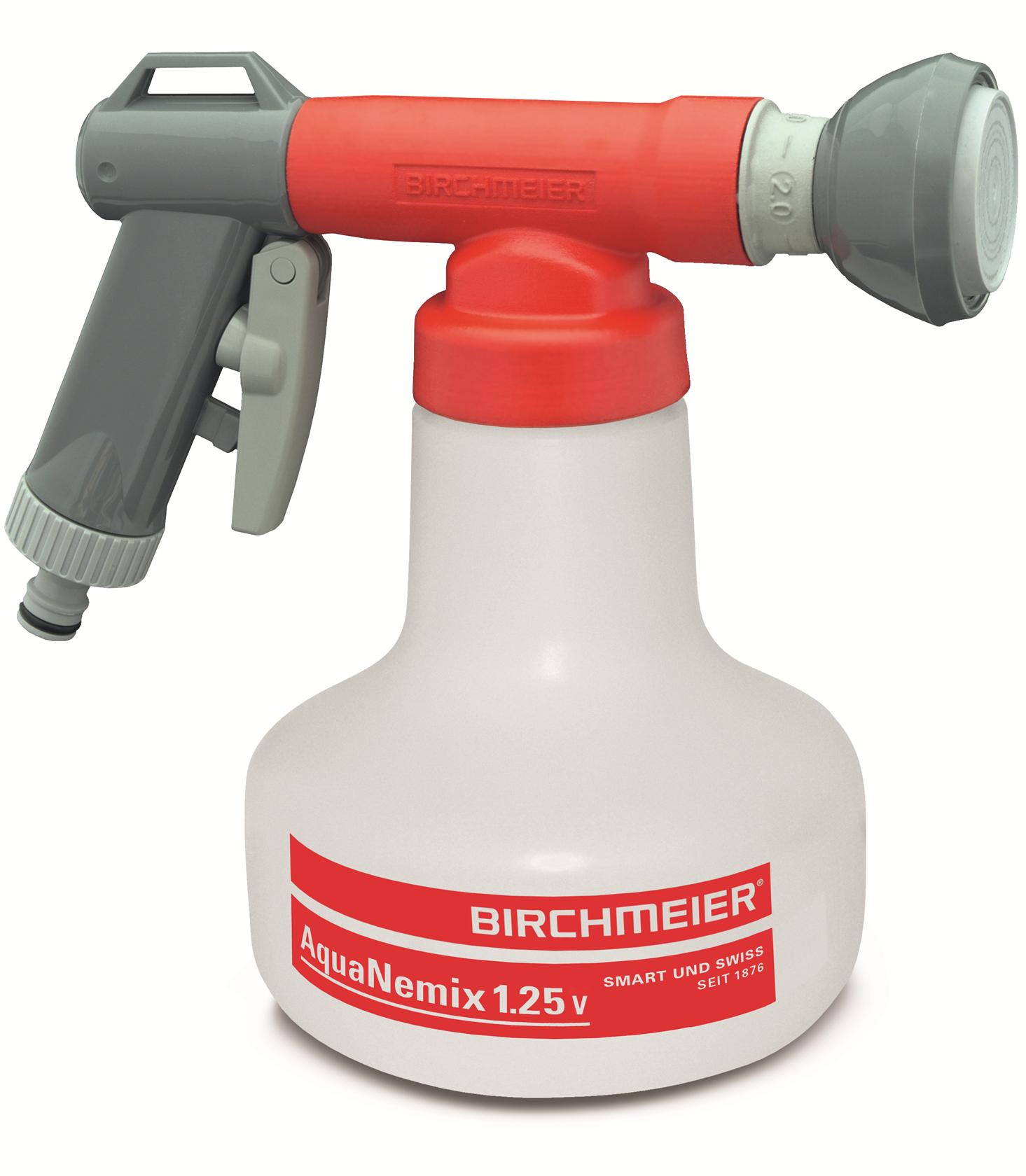 Birchmeier Aquanemix 1.25V : Mengtoestel voor nematoden (Aaltjes)