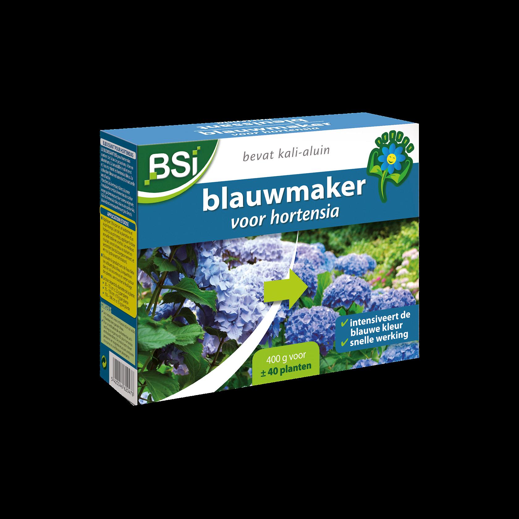 Blauwmaker voor hortensiabloemen 400gr