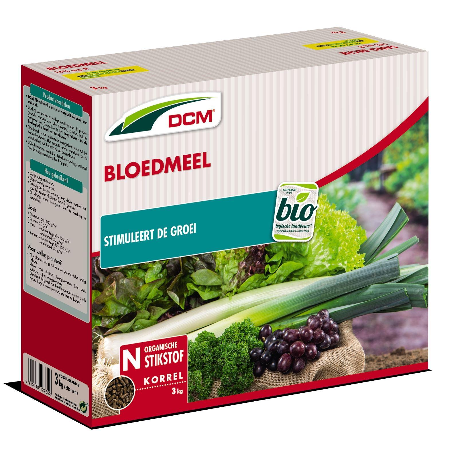 Bloedmeel 3kg - Bio