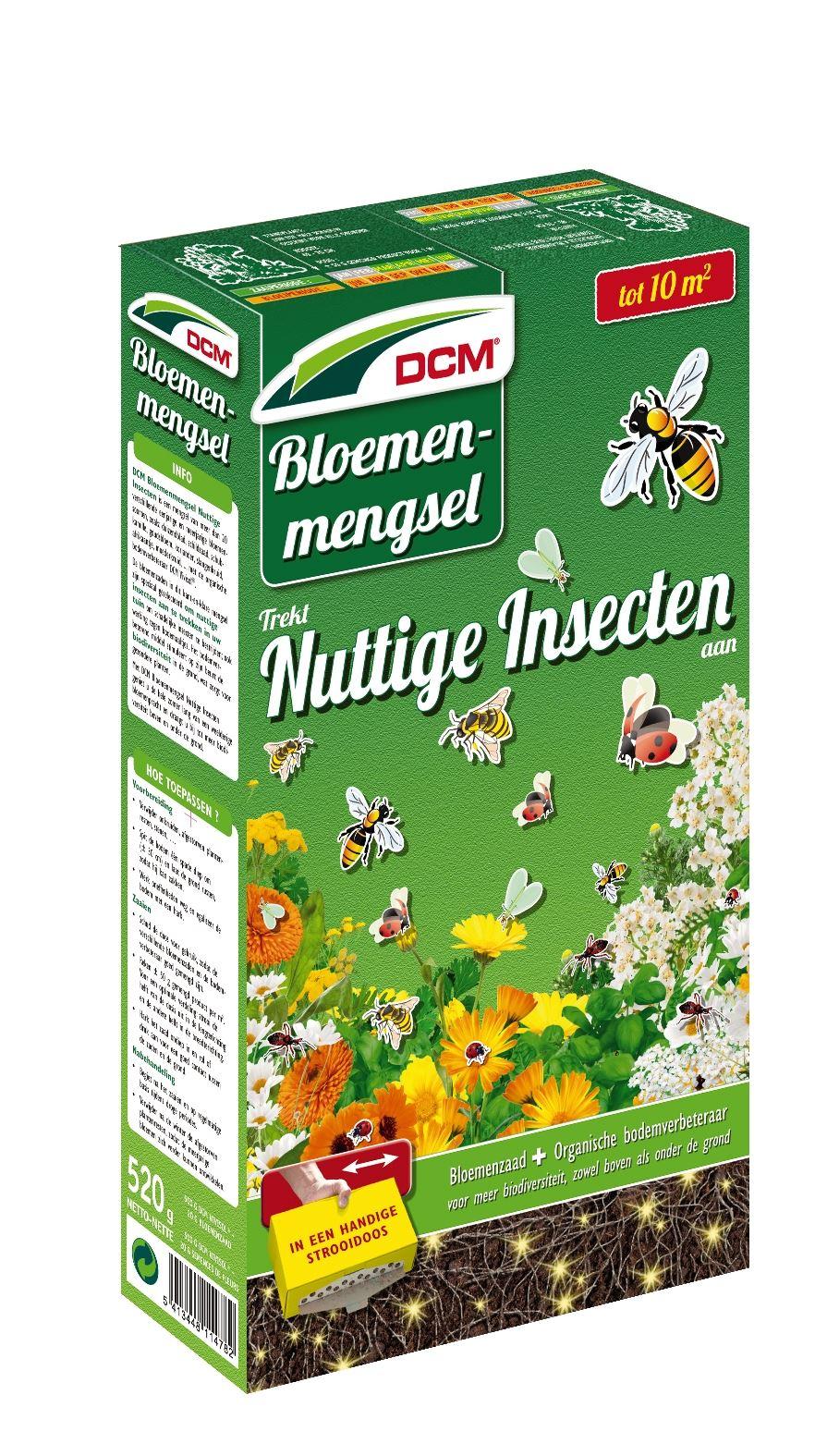 Bloemenmix nuttige insecten - 520gr