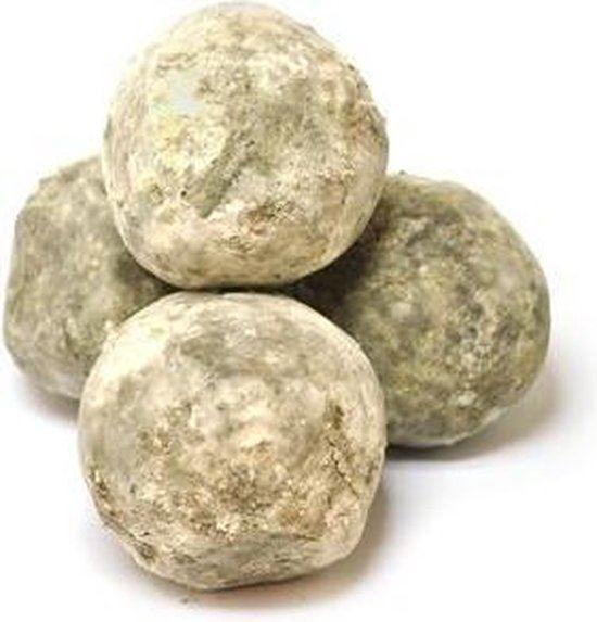 Bokashi vijverballen per 4 stuks - voor helder vijverwater
