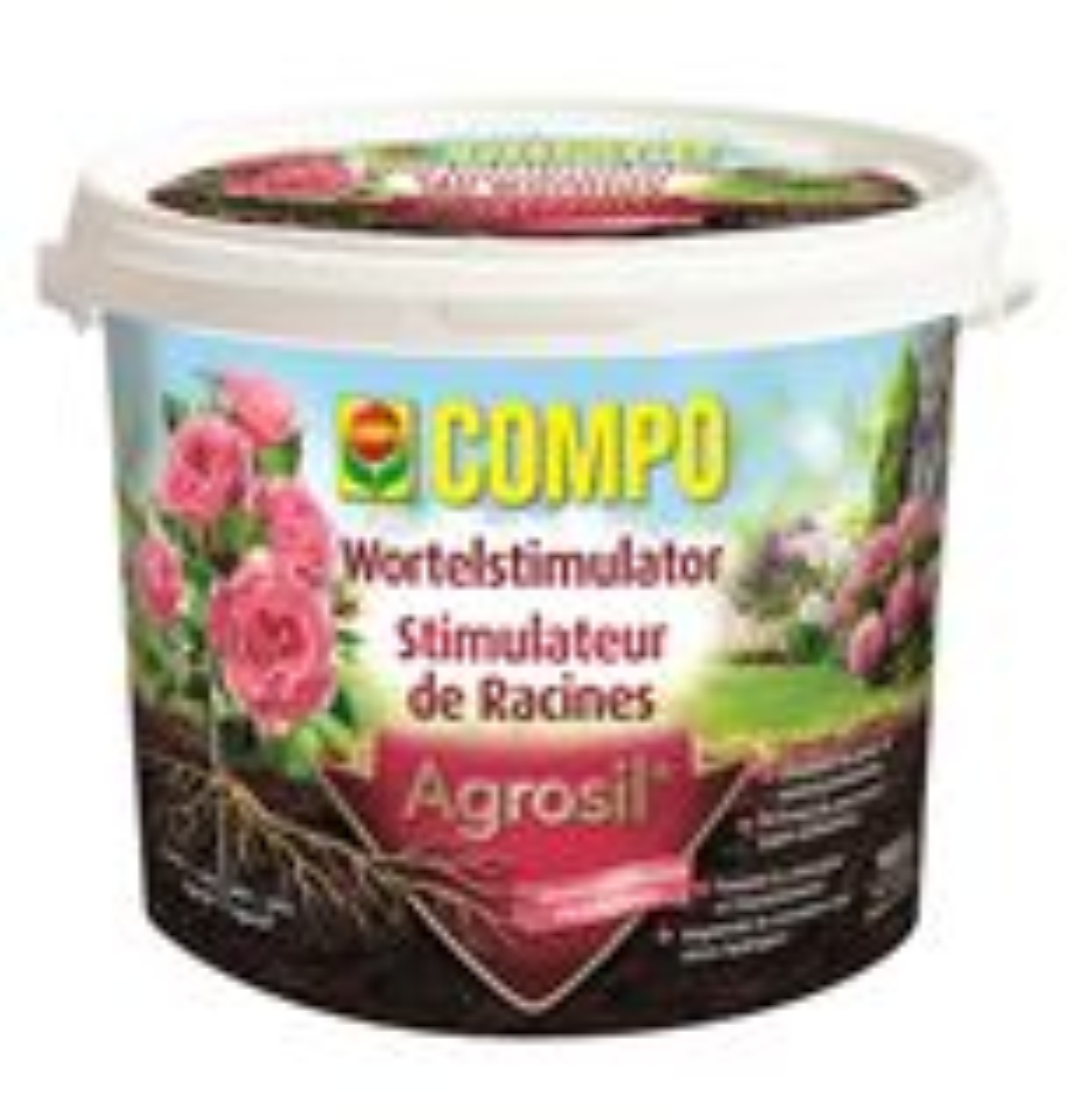 Compo agrosil wortelstimulator - 900gr