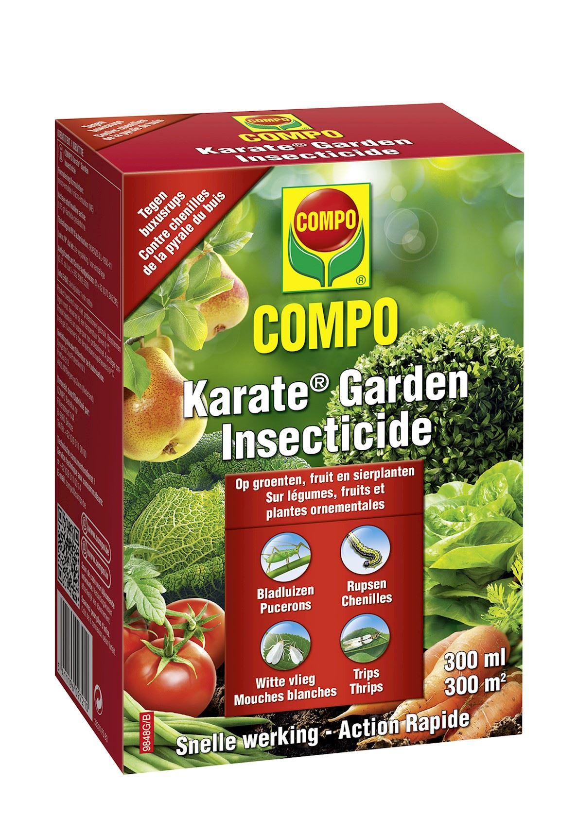 Compo karate garden concentraat - 300ml