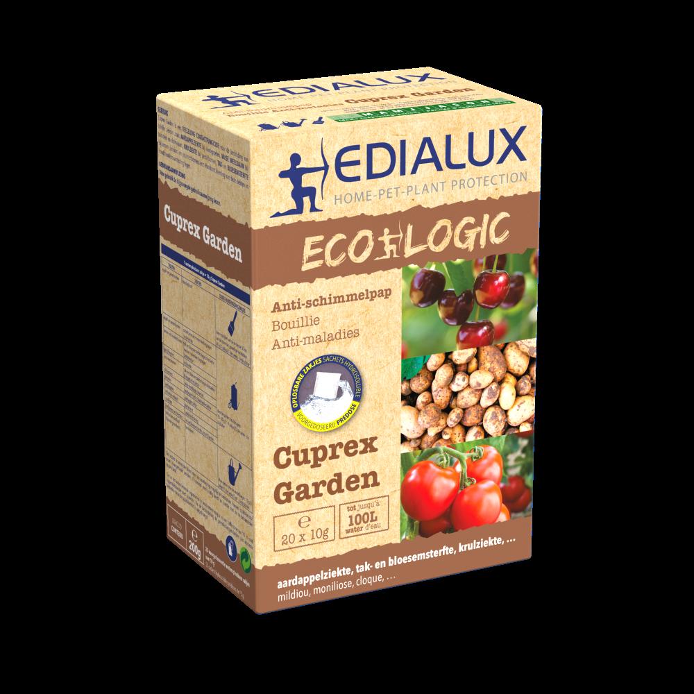 Cuprex Garden 200g - Ecologisch veelzijdig ziektemiddel