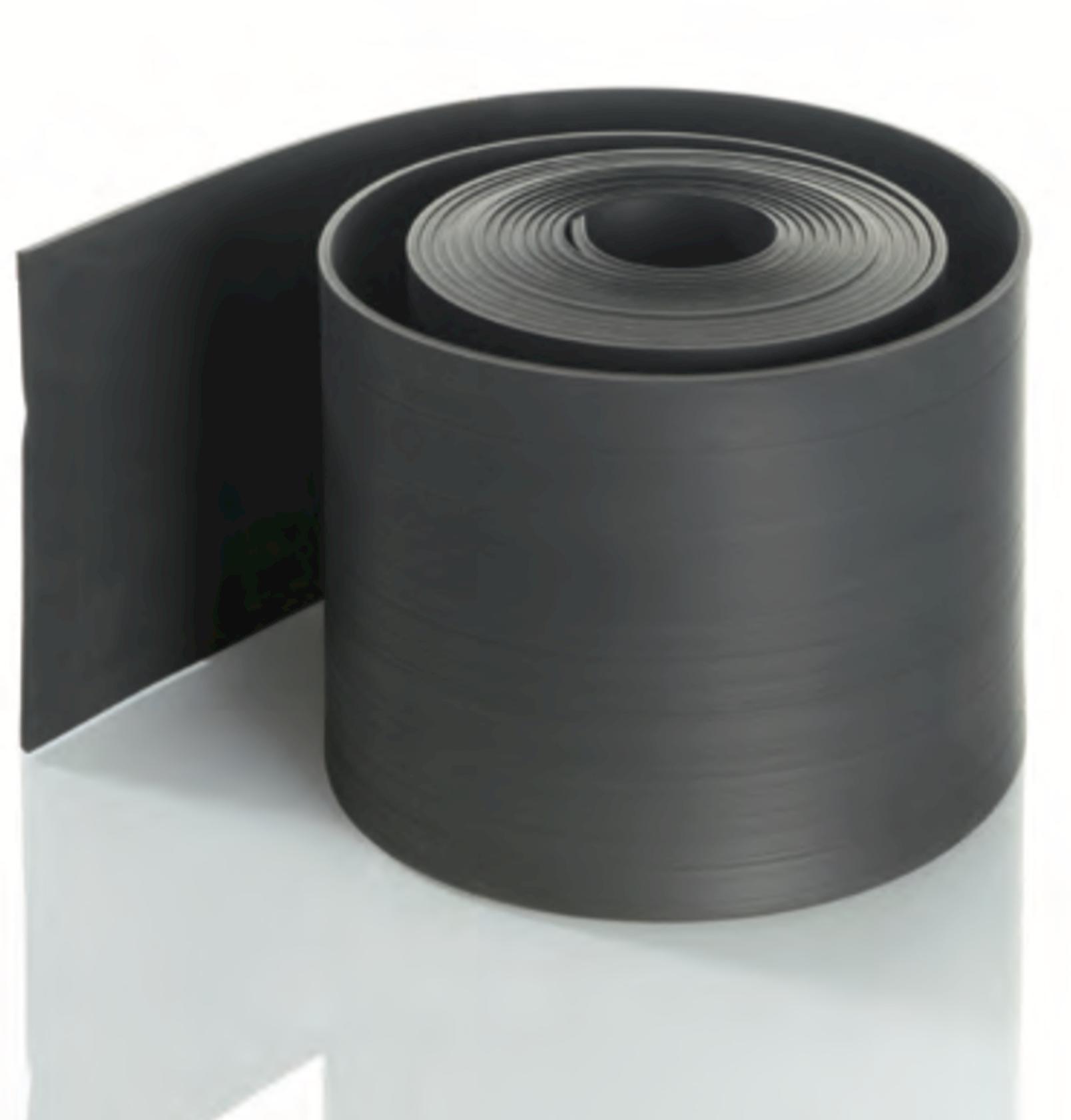 Ecorub afboording H10cm - L5m