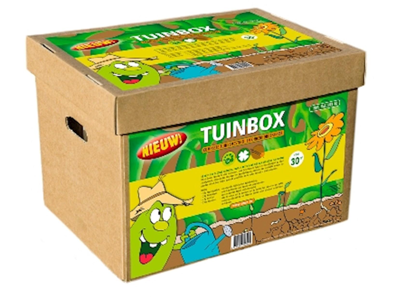 EM-Tuinbox - complete bemesting voor een gezonde bodem