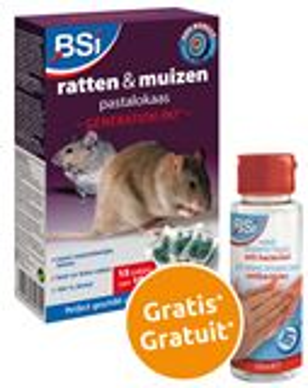 Generation Pat 150 gram: muizen- en rattenvergif