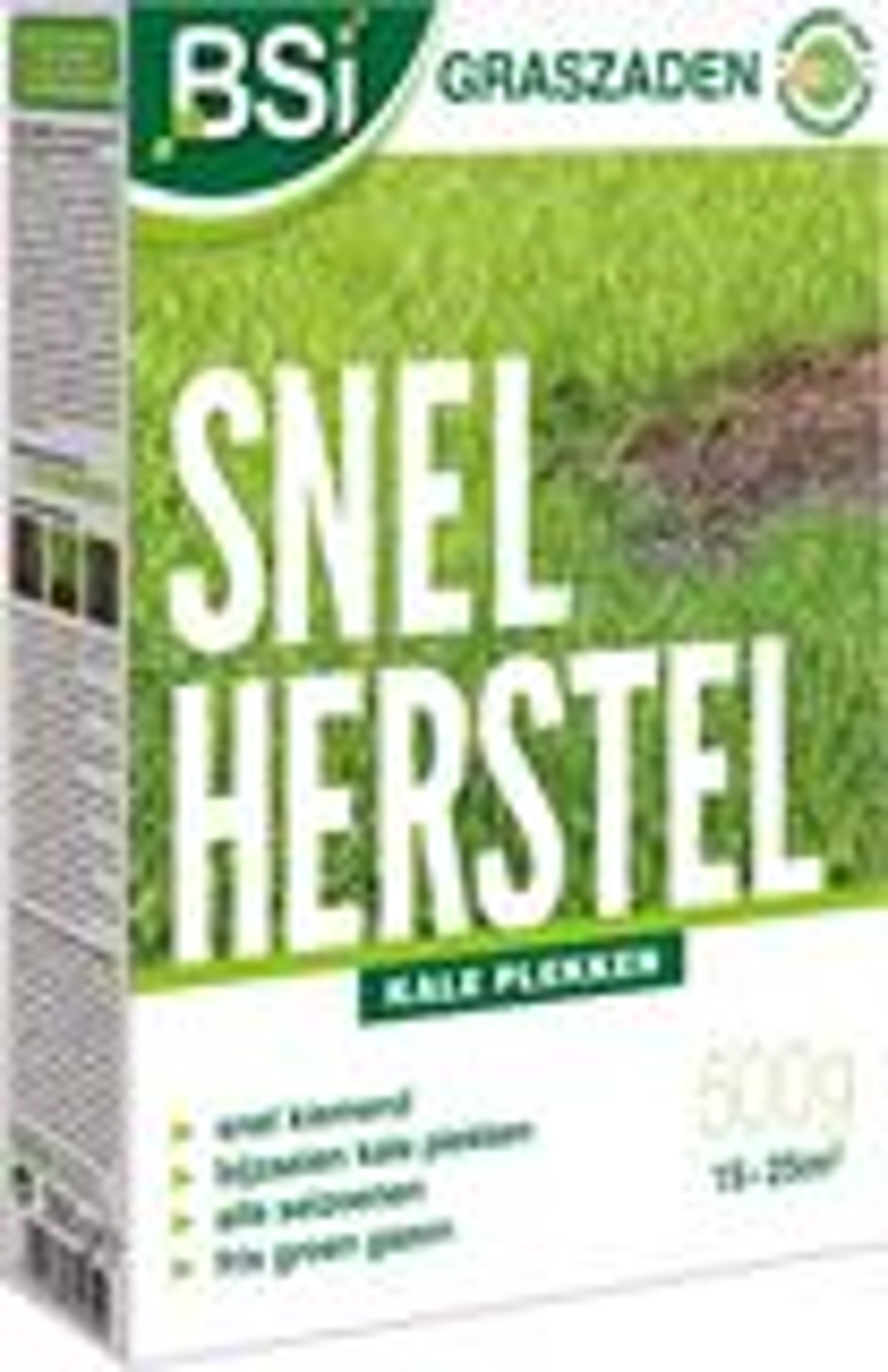 Graszaad BSI Herstel 500gr