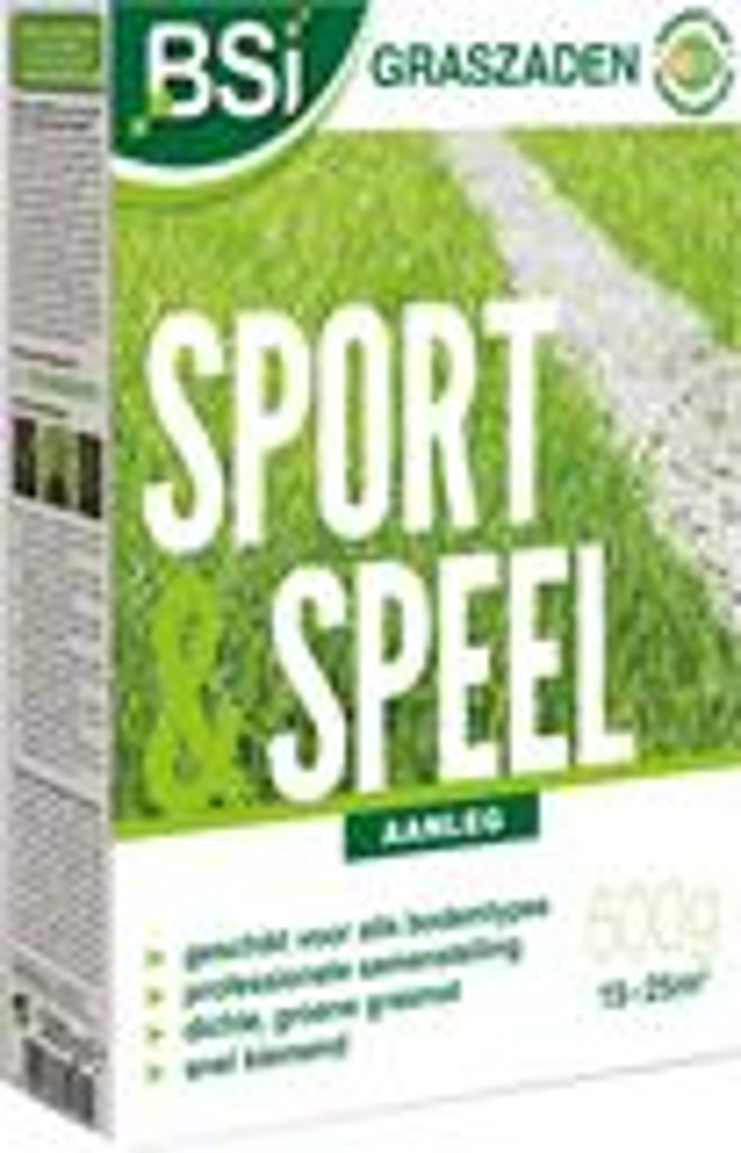 Graszaad BSI Sport en Speel 500gr