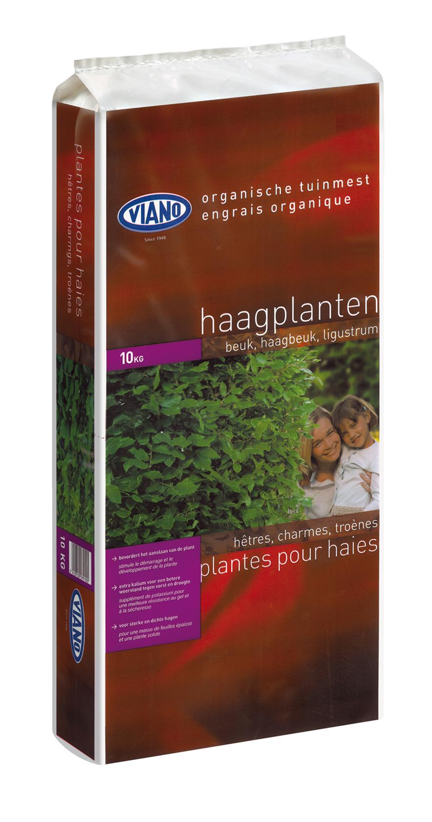 Haagplanten meststof zak 20 kg
