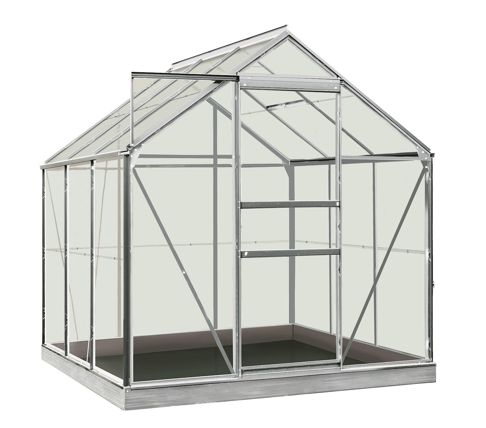Intro Grow - Daisy - 3,8m² Aluminium