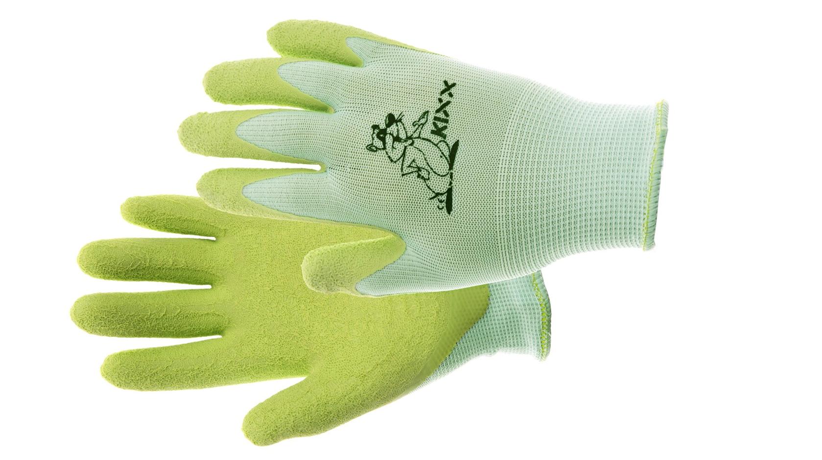 Handschoen Kids Fudge maat 5 Groen