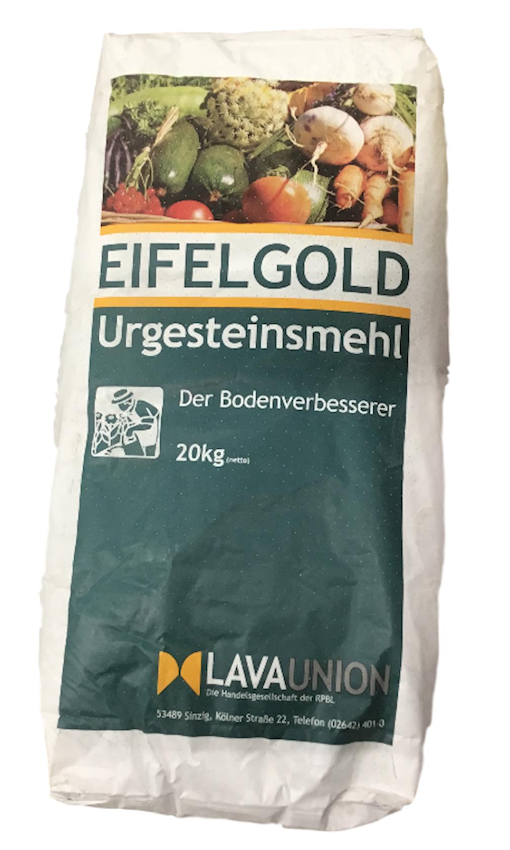 Eifelgold Lavameel 20kg zak
