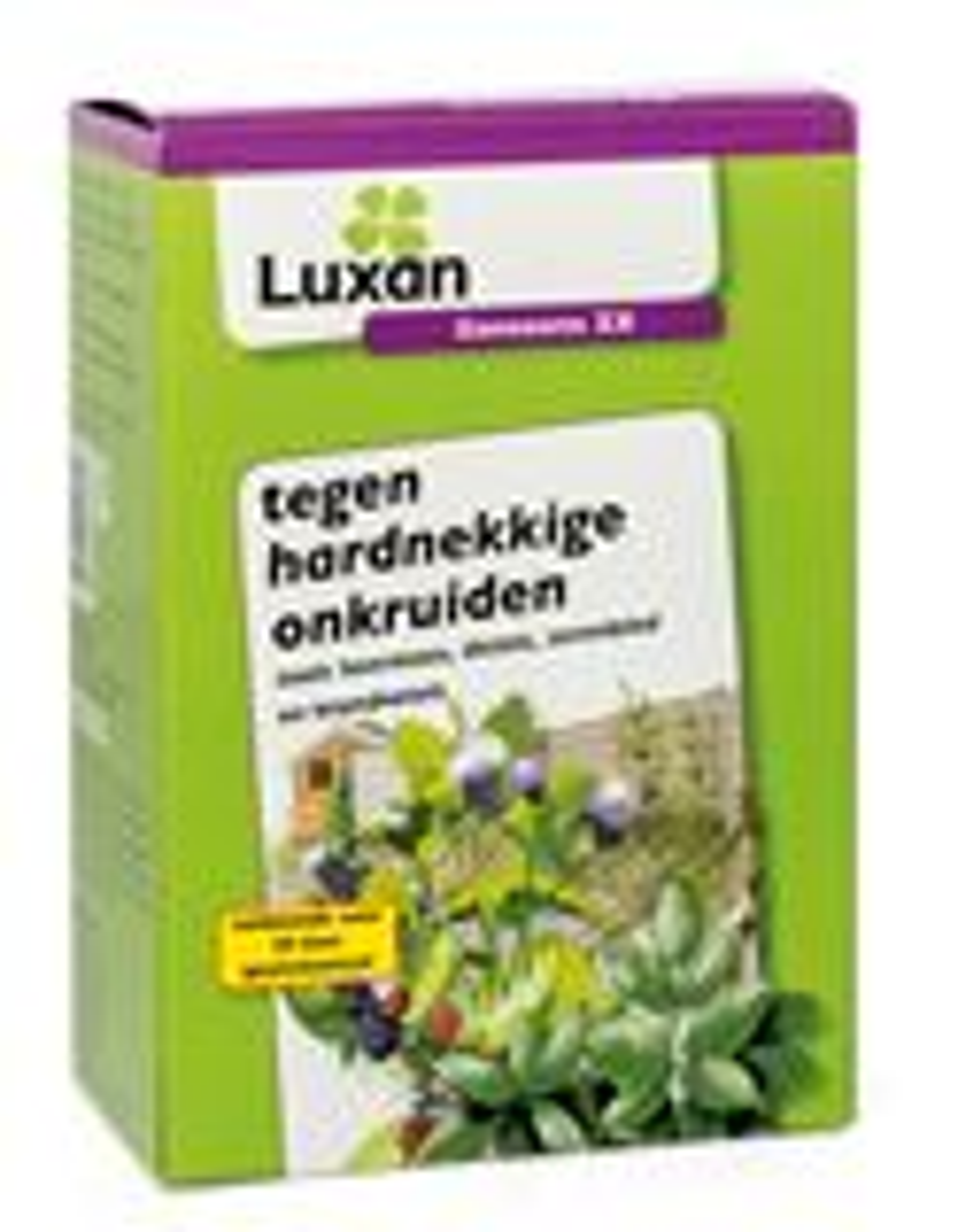 Luxan genoxone zx - 250 ml - tegen onkruiden (spaart grassen)