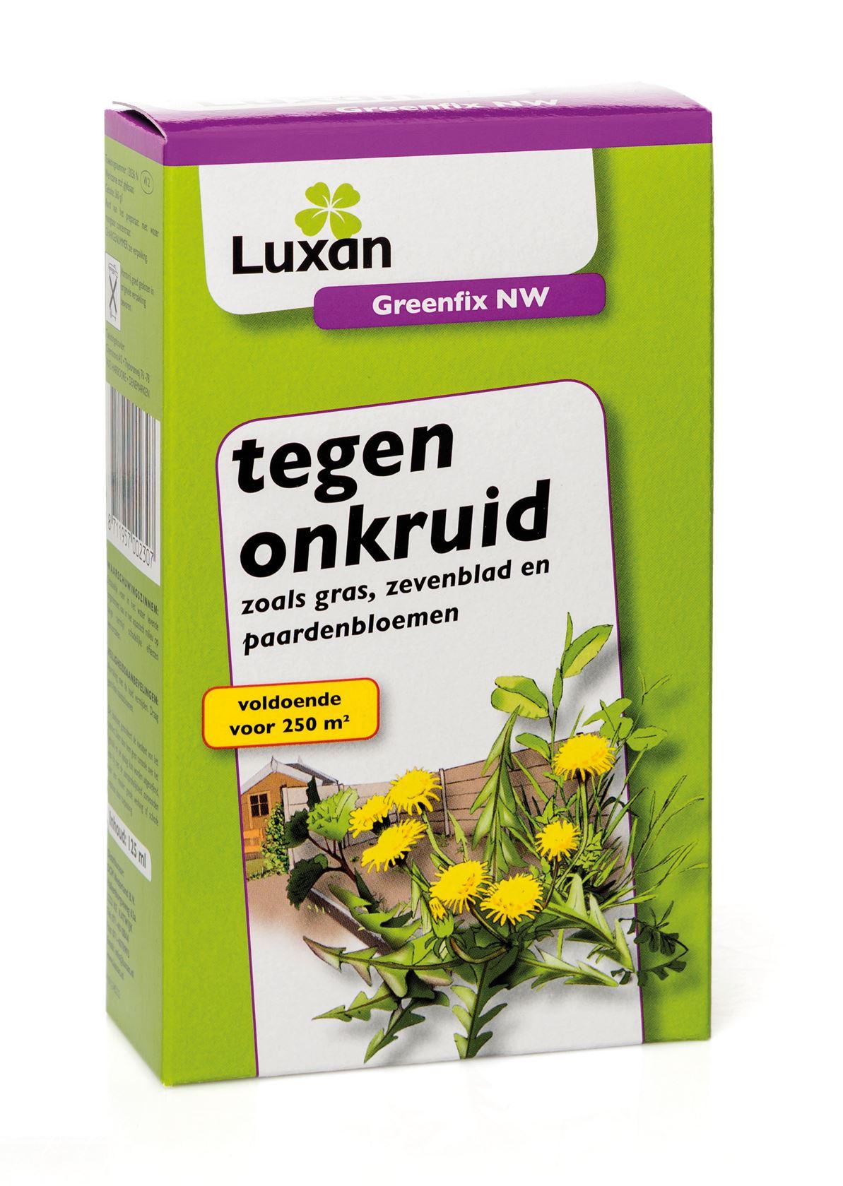 Luxan greenfix nw - 125 ml - tegen onkruiden