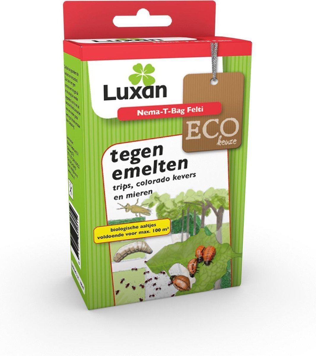 Luxan nematoden emelten felti 1 stuk (max 100 m²)