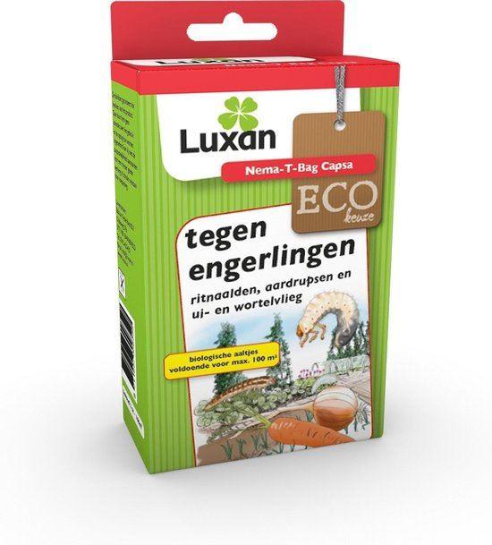 Luxan Nematoden engerlingen capsa 1 stuk (max 100 m²)