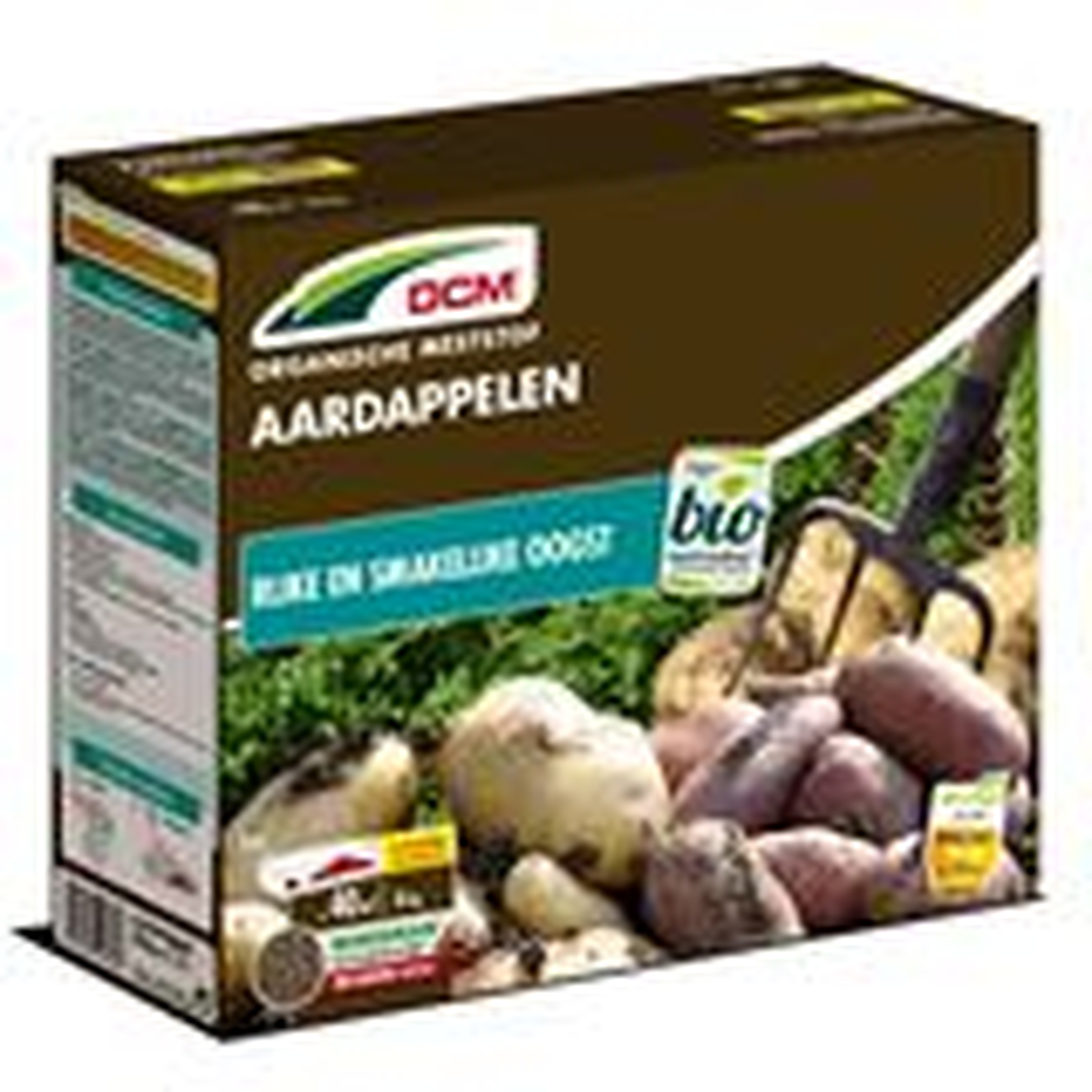 Meststof aardappelen 3kg - Bio