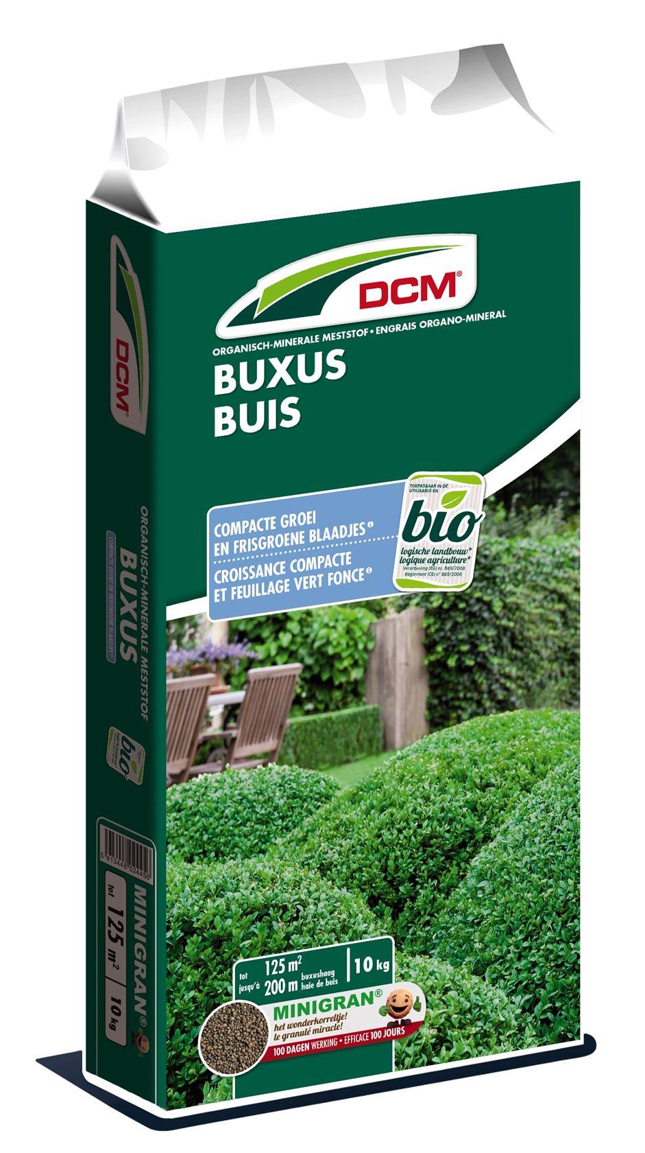 Meststof buxus 10kg - Bio