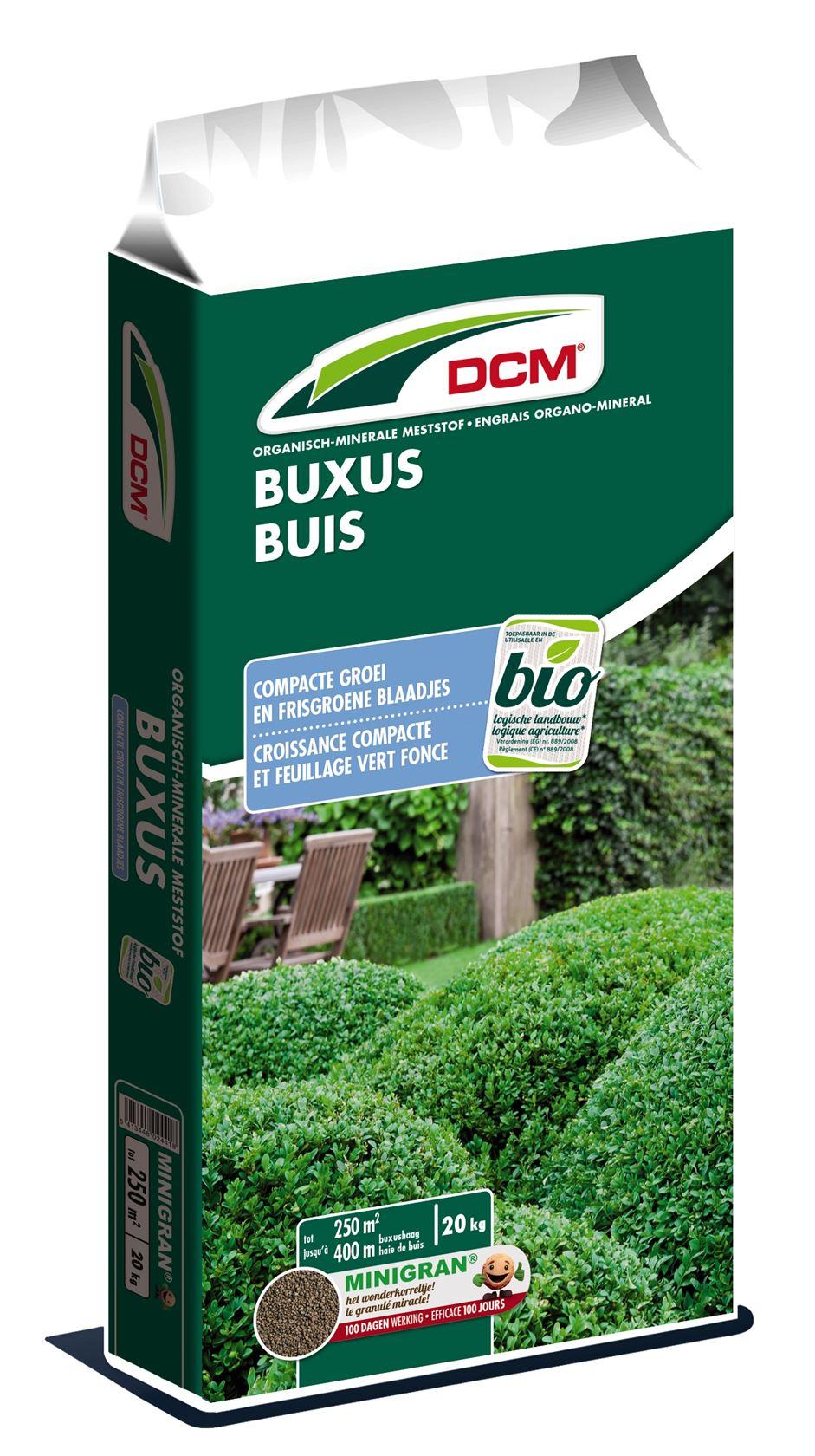 Meststof buxus 20kg - Bio