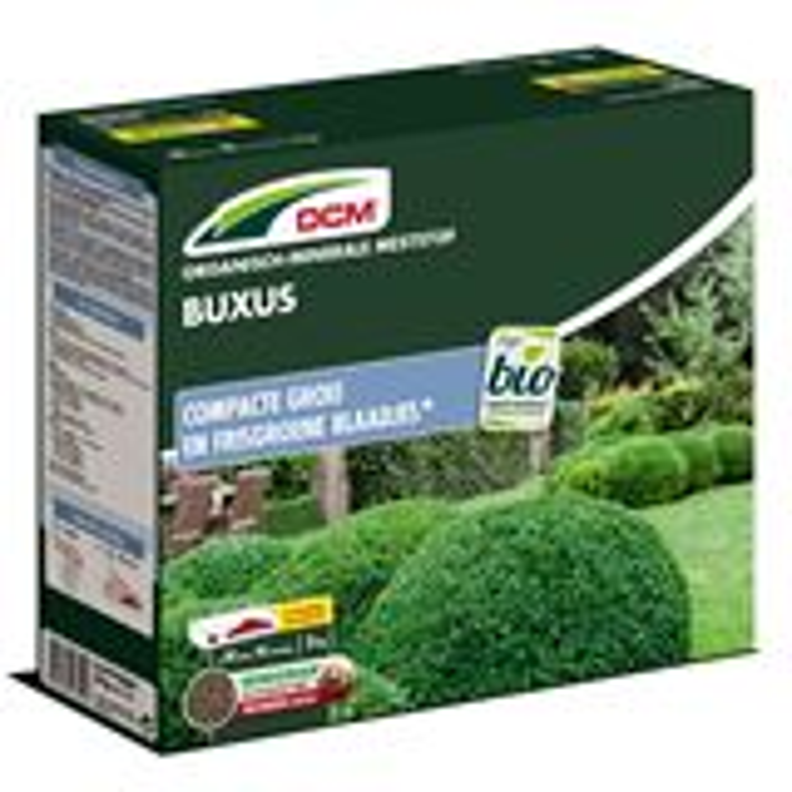 Meststof buxus 3kg - Bio
