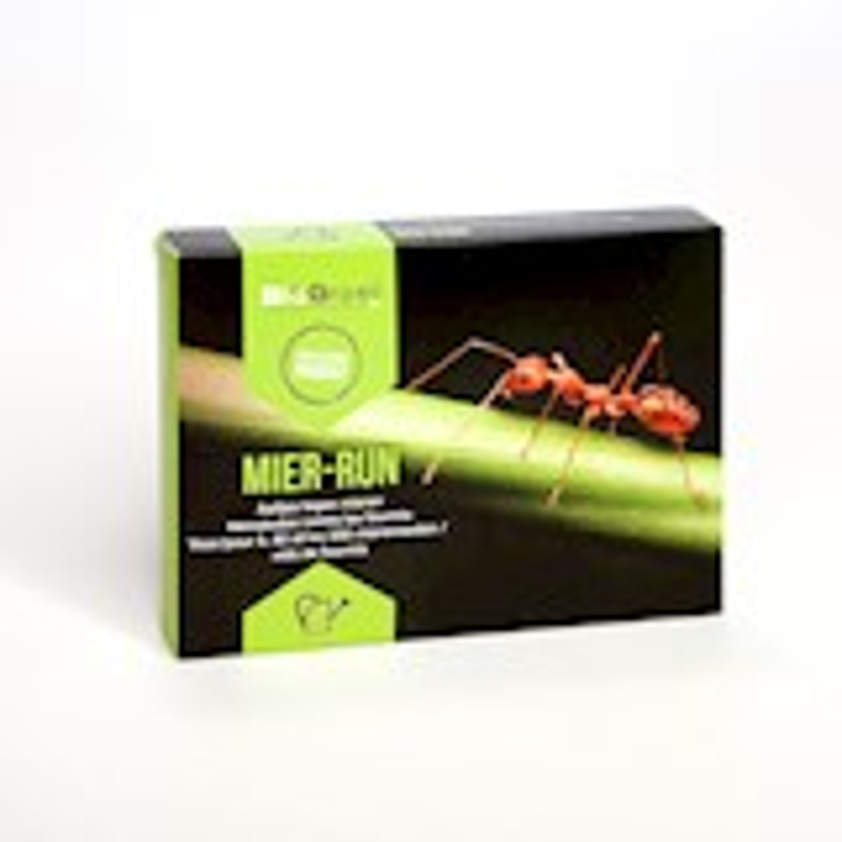Mier-run 5m² tegen zwarte en rode mieren