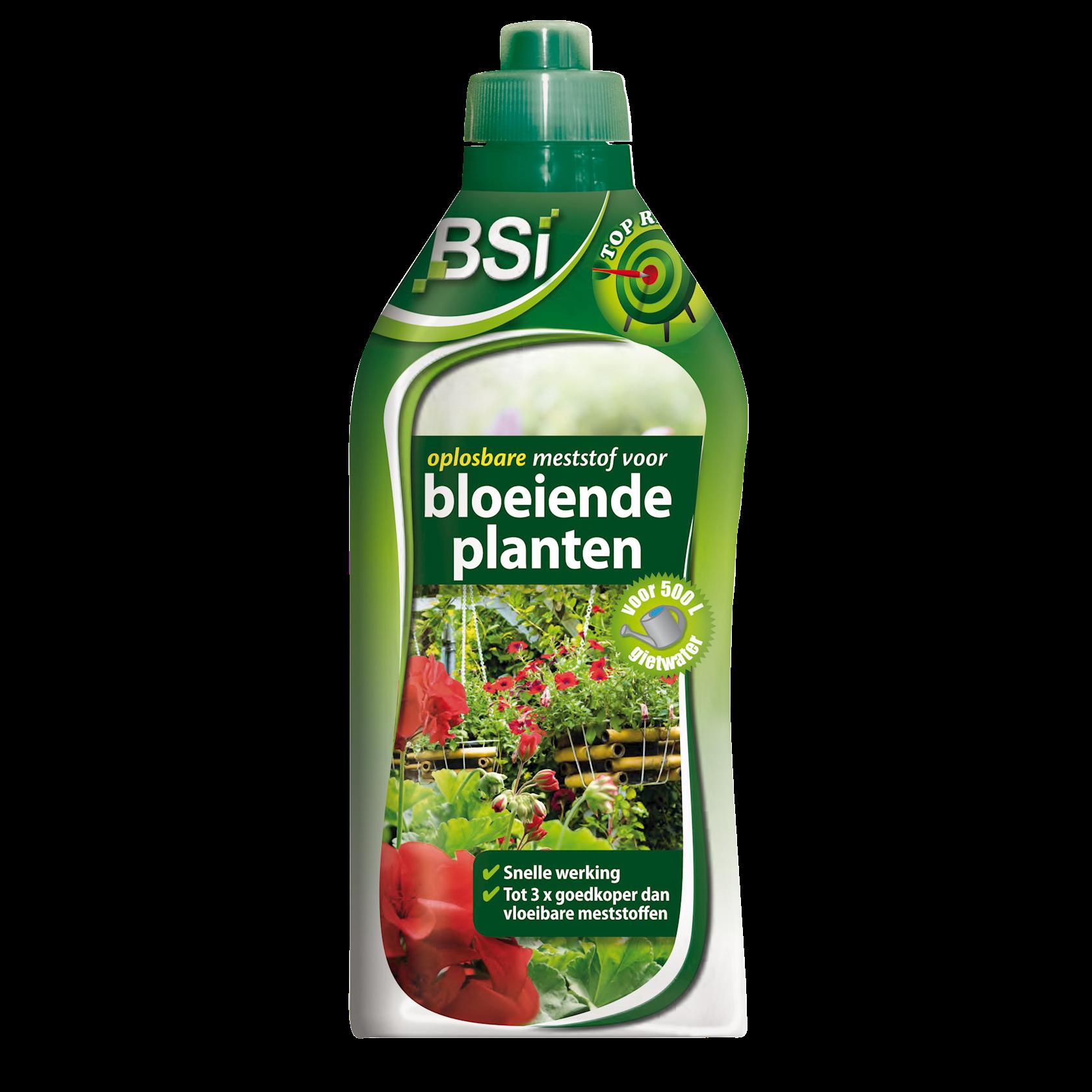 Meststof voor bloeiende planten 500gr in korrelvorm