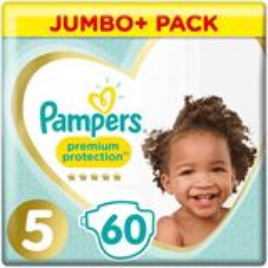 Pampers Premium Protection Luiers- maat 5 - 60stuks