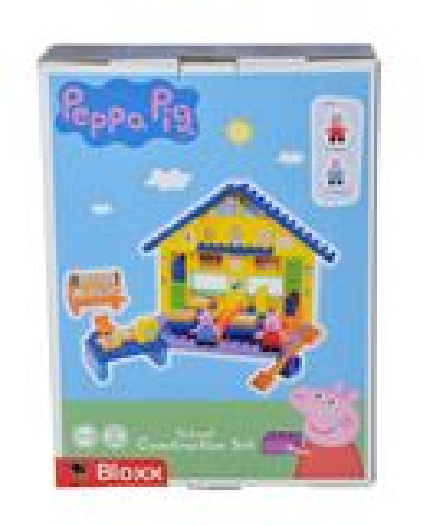 Peppa Pig Bloxx - Peppa's School