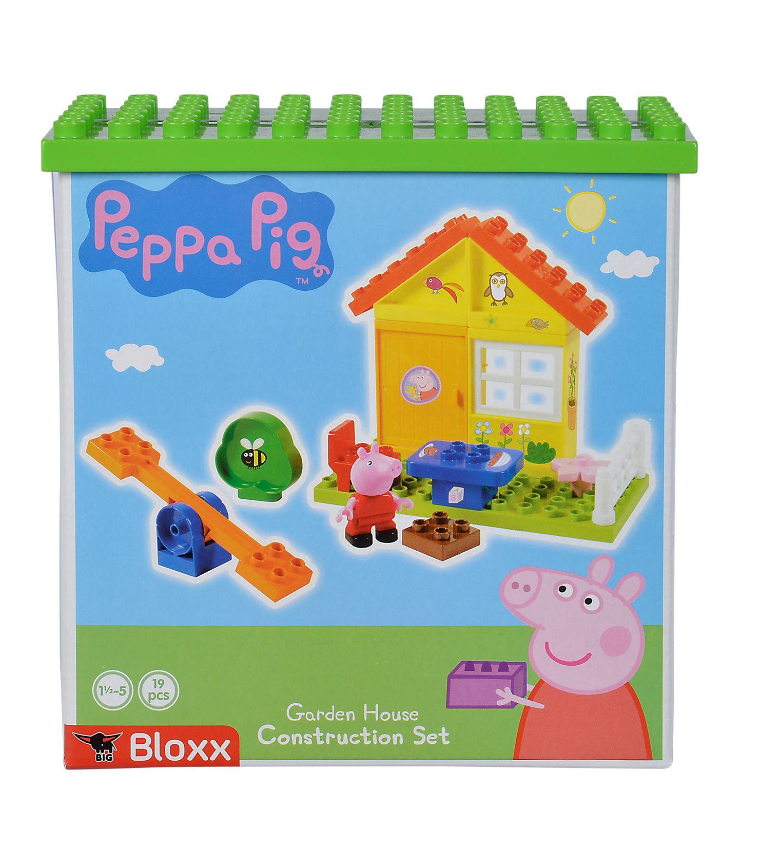 Peppa pig - Tuinhuisje