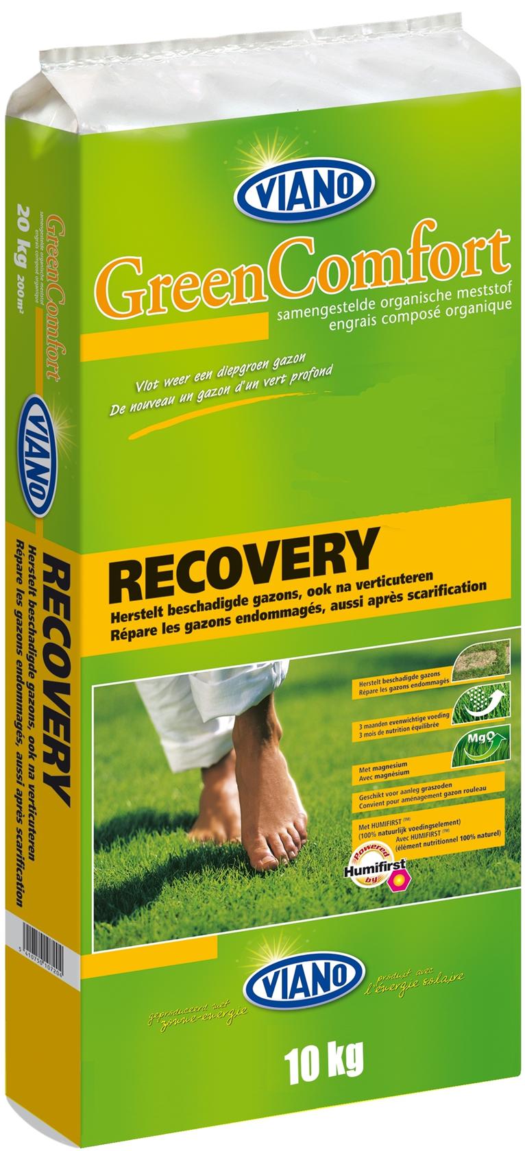 Recovery meststof (voor herstel & graszoden) 10kg